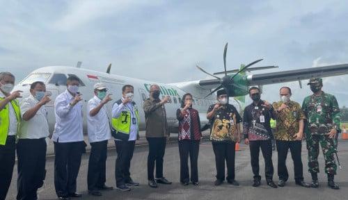 Proving Flight Berjalan Sukses, Siap-Siap Masyarakat Purbalingga, Citilink Segera Hadir..