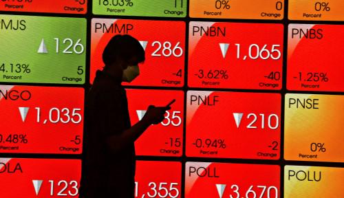 Hampir Setengah Triliun Rupiah Melayang, Pasar Modal Tumbang!