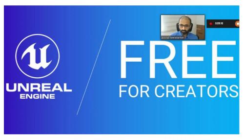 Epic Games: Unreal Engine Solusi Mutakhir Visualisasi Kreatif