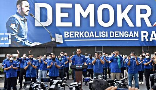 Demokrat Kubu Moeldoko Kalah, Warganet: Kami Bersama AHY!