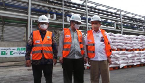 Wamentan Harvic Pastikan Kesiapan Produksi Pupuk Subsidi