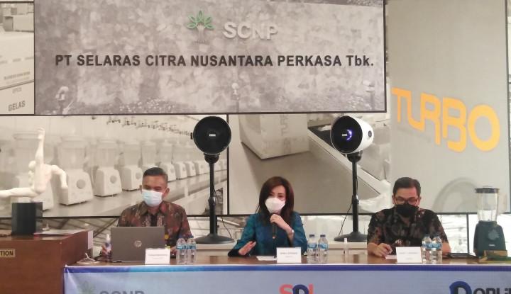 SCNP Tingkatkan Kinerja, SCNP Bakal Gencarkan Penjualan Alat Kesehatan