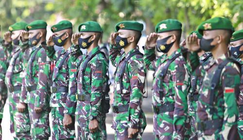Dukung Penuh Kebijakan PPKM Darurat dan PPKM Mikro, TNI Kerahkan 63.207 Personel
