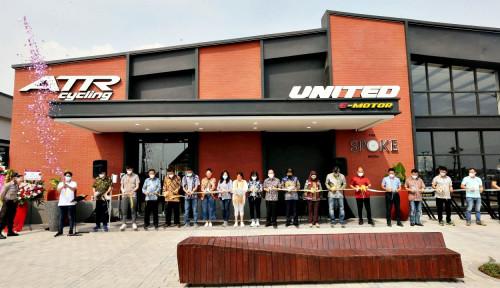 Tambah Gerai, United Bike Menggenjot Penjualan