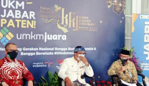 Mantap! 15 Ribu UMKM Jabar Ikuti Gerakan Nasional Bangga Buatan Indonesia