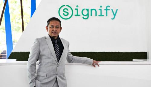 Signify Indonesia Angkat Dedy Bagus Pramono Jadi Country Leader Baru