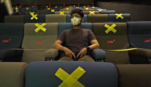 Boleh Nonton Bioskop, Protokol Kesehatan Jadi Syarat Mutlak!