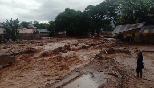Korban Meninggal Bencana Siklon Tropis Seroja Total 181 Orang