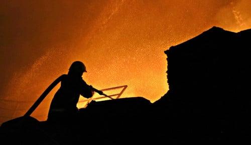 Kebakaran Pasar Kambing Tanah Abang, Wali Kota Jakpus Sudah Bicarakan Rencanakan Penataan