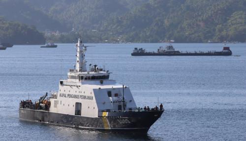 Perangi Illegal Fishing, KKP Tangkap Dua Kapal Ikan Vietnam di Laut Natuna Utara