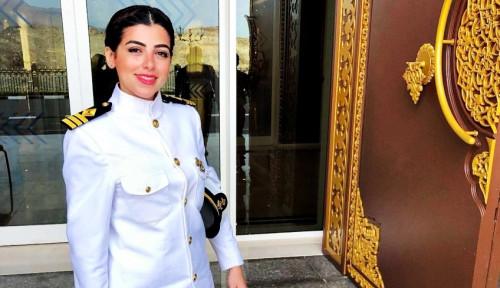 Difitnah Penyebab Macetnya Terusan Suez, Kapten Cantik Mesir: Mungkin karena Saya Wanita dan Sukses