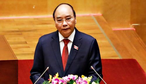 Bekas Perdana Menteri Nguyen Xuan Phuc Kini Resmi Duduki Kursi Presiden Vietnam