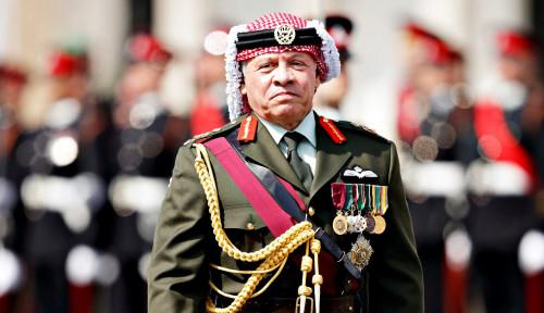 Untuk Pertama Kalinya Raja Abdullah II Buka Suara Soal Ribut-ribut Kerajaan Yordania