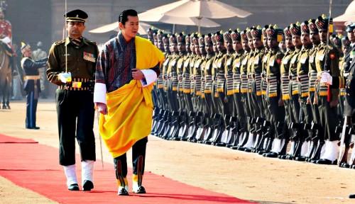 Wajib Ditiru! 90% Orang Dewasa Bhutan Sudah Divaksin, Pantas Saja Toh yang Dilakukan Sang Raja...