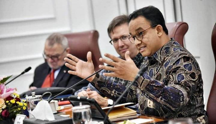 Anies Pamer Prestasi Jakarta, Paling Tinggi se-Indonesia!