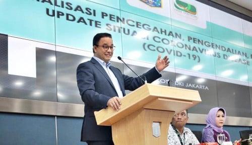 Roman-romannya... Dua Parpol Pro-Pemerintahan Jokowi Bakal Usung Anies Baswedan