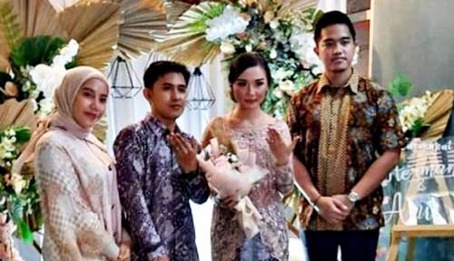 Anak Jokowi Go Public Bareng Pasangan Baru, Netizen Gatal: Asisten, Kemana Tuan Wajib Ikut