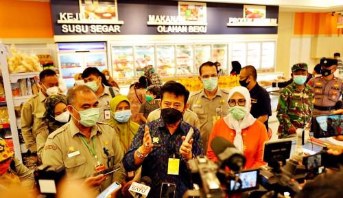 Mentan Jamin Stok Daging Aman Jelang Ramadhan dan Idul Fitri