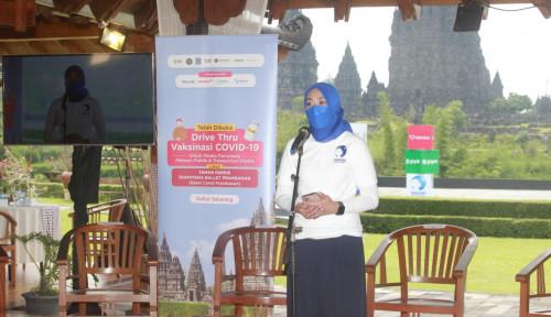 Danone Indonesia Vaksin 5.000 Pelaku Pariwisata di Yogyakarta