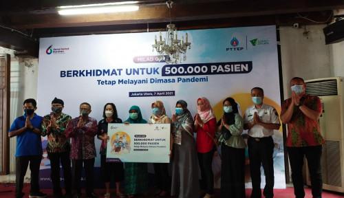 Target 500.000 Pasien, Gerai Sehat Rorotan Kukuhkan Khidmat untuk Masyarakat
