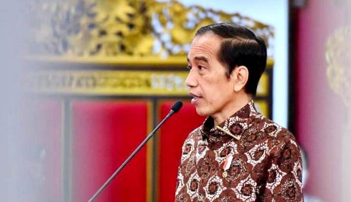 Foto Berita Jokowi Instruksikan Akselerasi Digitalisasi UMKM