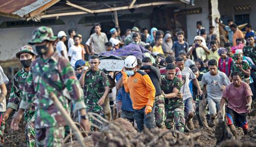 Update Bencana NTT-NTB: Korban Meninggal Bertambah Jadi 163 Orang