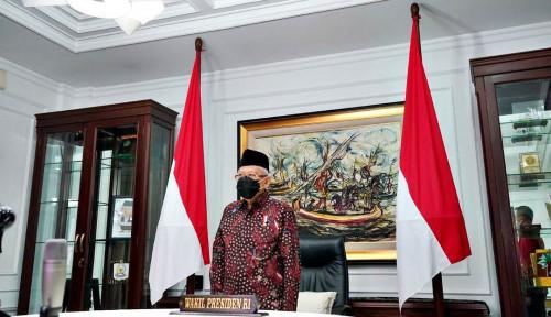 Kepuasan Publik Terhadap Ma'ruf Amin Lebih Rendah dari Jokowi, Jubir: Namanya Ban Serep, Wajar Aja