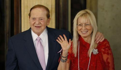 Foto Perkenalkan Miriam Adelson, Dokter yang Jadi Pewaris Raksasa Kasino Dunia