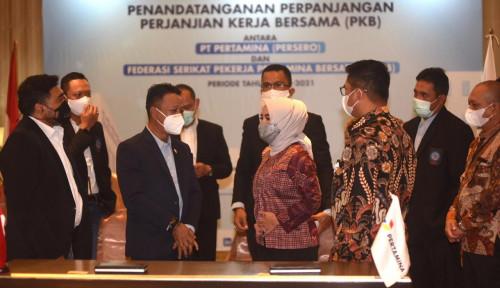 Resmi Perpanjang Kerja Sama, Pertamina dan FSPPB Siap Duet Bareng..
