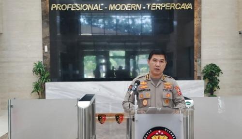 Polri Klaim Terduga Teroris Jakarta Belum Terafiliasi JAD atau JI