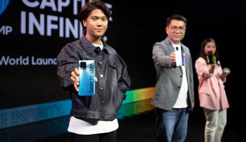 Resmi Meluncur ke Indonesia, Berapa Harga Realme 8 Pro?