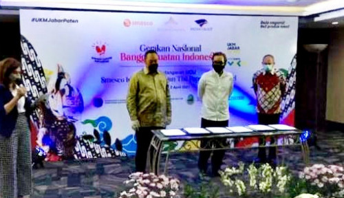 Foto Smesco Indonesia Dukung Perluasan Produk UMKM di Jabar