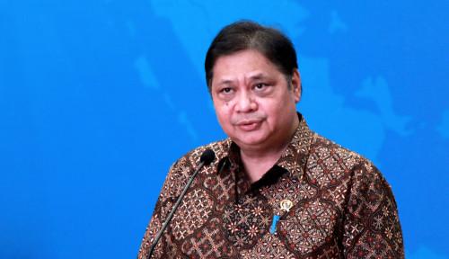 Airlangga: PPKM Mikro Diperlus Jadi 25 Provinsi