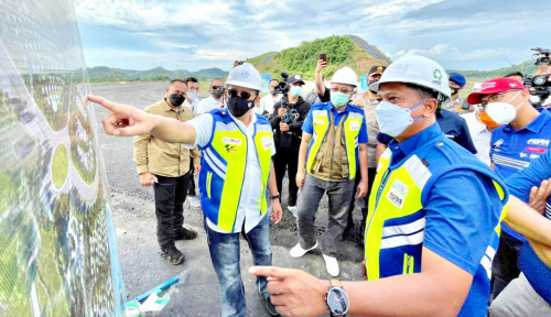 Bamsoet: Mandalika Siap Gelar MotoGP dan World Super Bike, Pembangunan Capai 70 Persen