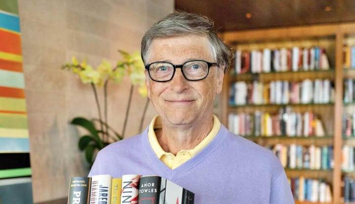 Foto Berita PM Pakistan Kirim Surat ke Bill Gates, Minta Tolong Bantu Atasi Perubahan Iklim