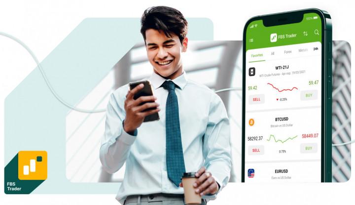 masa depan cerah teknologi trading seluler