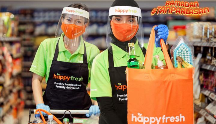 happyfresh hadirkan layanan di kota bogor dan mulai beroperasi di sulsel
