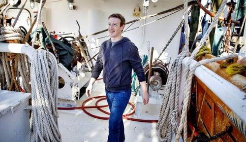Duitnya Rp1.595 Triliun, Begini Cara Mark Zuckerberg Habiskan Uang