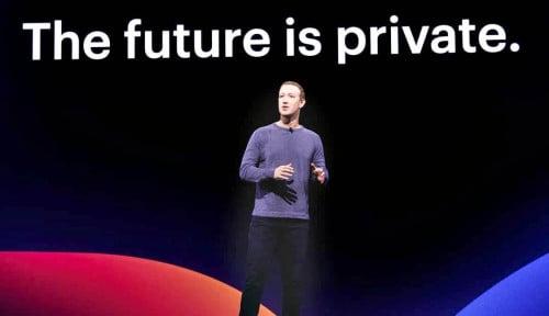 Foto Ajigile! Facebook Kuras Kantong Rp335 Triliun untuk Kemanan Sang CEO Mark Zuckerberg!