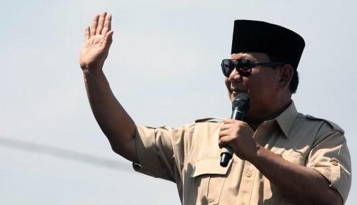Gerindra Ngotot Kirim Prabowo di 2024, Anak Buah AHY Cuma Ngecengin Doang: Bisa Rekor Nih..