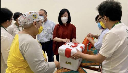 Pekan Imunisasi Dunia, Momen Tepat untuk Mengajak Lansia Divaksinasi Covid-19