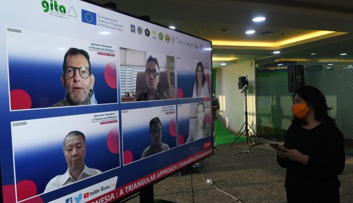 Foto Berita Lewat Kampus-Kampus, Indonesia Perlu Genjot Lahirnya Pengusaha Baru