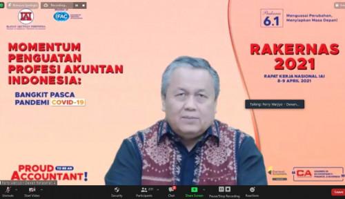 Gubernur BI Dorong Akuntan Berkontribusi dalam Reformasi Ekonomi dan Keuangan di Indonesia