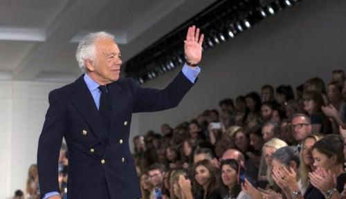 Foto Kisah Haru Pendiri Polo Ralph Lauren, Imigran Miskin yang Bahkan Tak Mampu Membeli Baju