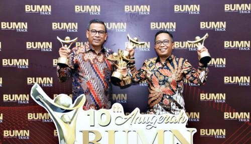 Torehkan Kinerja Positif di Tengah Krisis, BRI Raih 5 Penghargaan di Malam Anugerah BUMN 2021