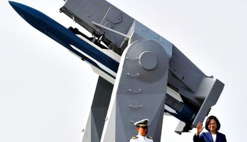 Konflik Menajam! Segudang Jet Tempur China Serbu Pertahanan Udara Taiwan