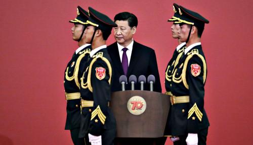 China Rilis Plot Mengerikan di Timur Tengah, Xi Jinping Bisa Gandeng Taliban dalam Situasi Ini