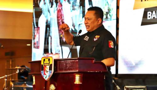 Pelantikan Pengurus Perbakin Provinsi Jambi, Bamsoet Dorong Lahirnya Atlet Penembak Berprestasi