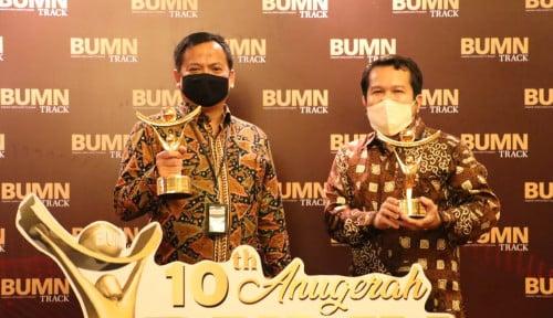 PNM Sabet 2 Penghargaan di Anugerah BUMN 2021