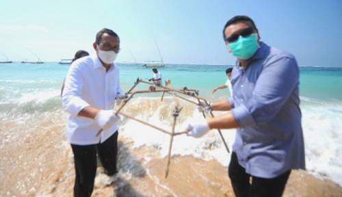 Genjot Ekonomi Bali, BTN Transplantasi 710 Terumbu Karang